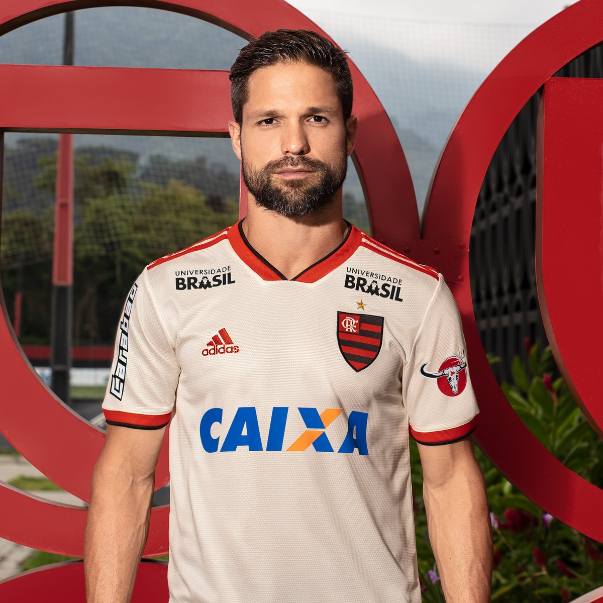 Flamengo Reveal their 2018 Away Kit from Adidas 80ed625498527