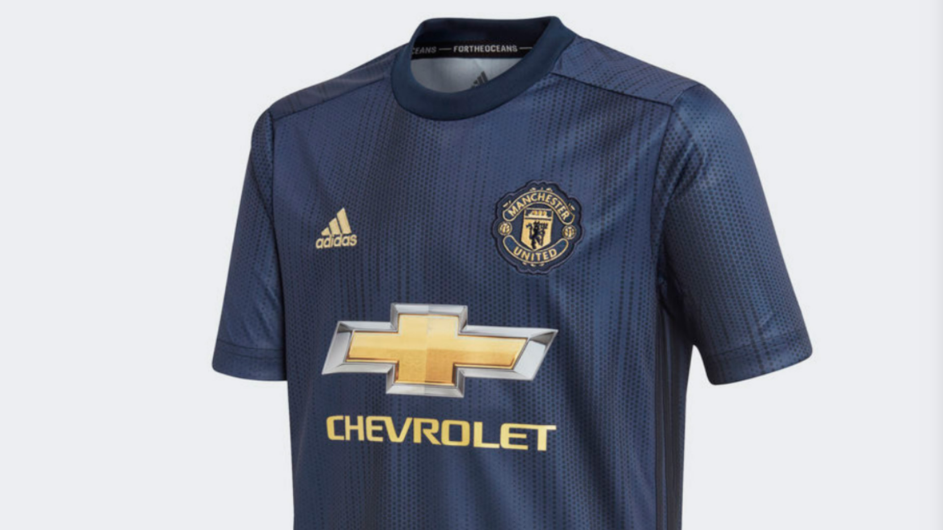 Manchester United Reveal 2018 19 Third Kit by Adidas 5c3d7bf96