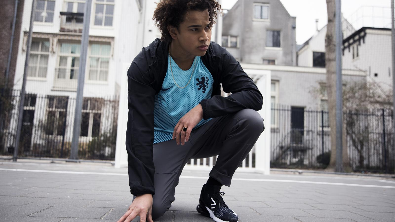 new product d845a 7b505 The Netherlands' 2018/19 Away Kit by Nike Revealed