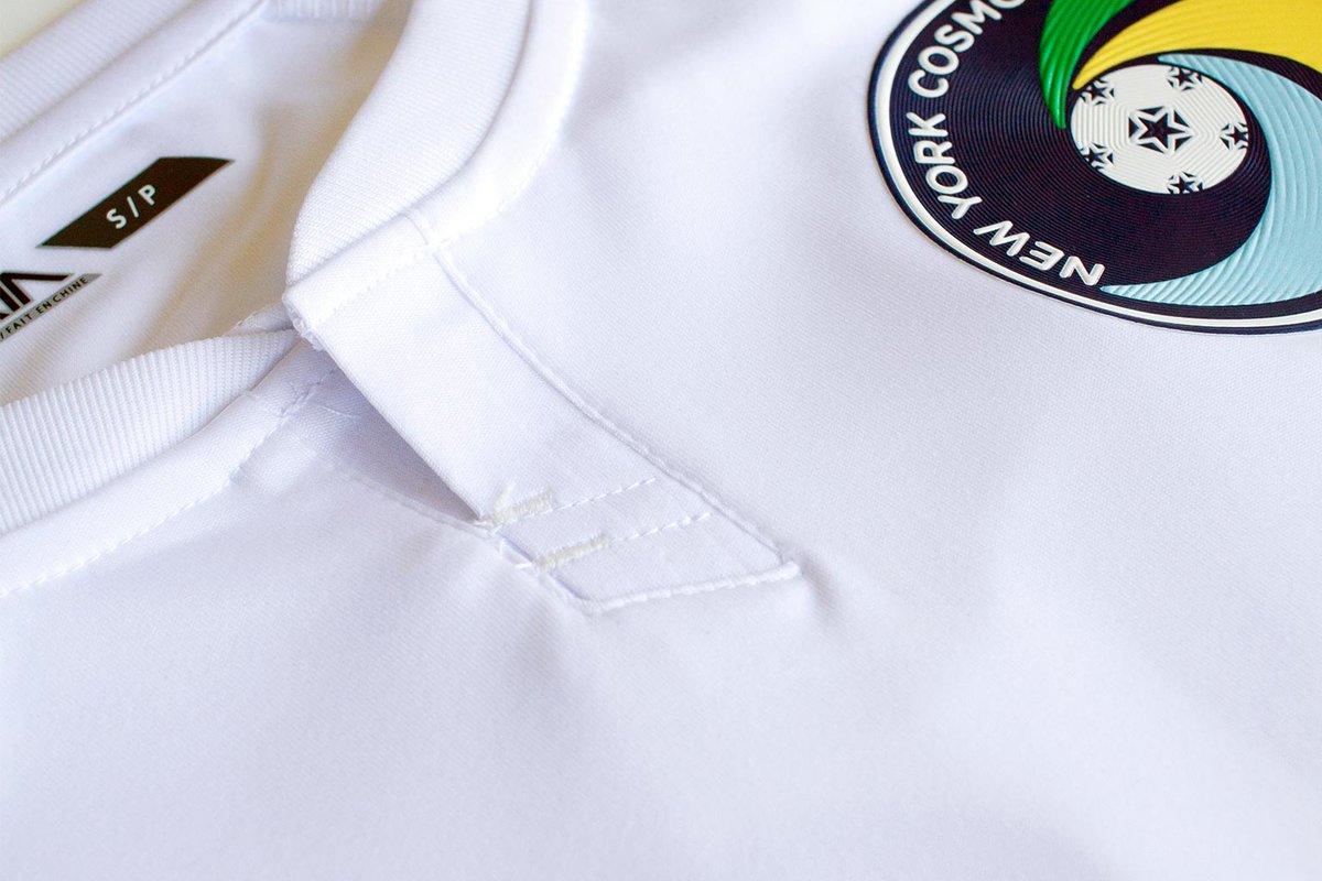 9f5a9aeb0 New York Cosmos 2018 19 Away Kit Revealed