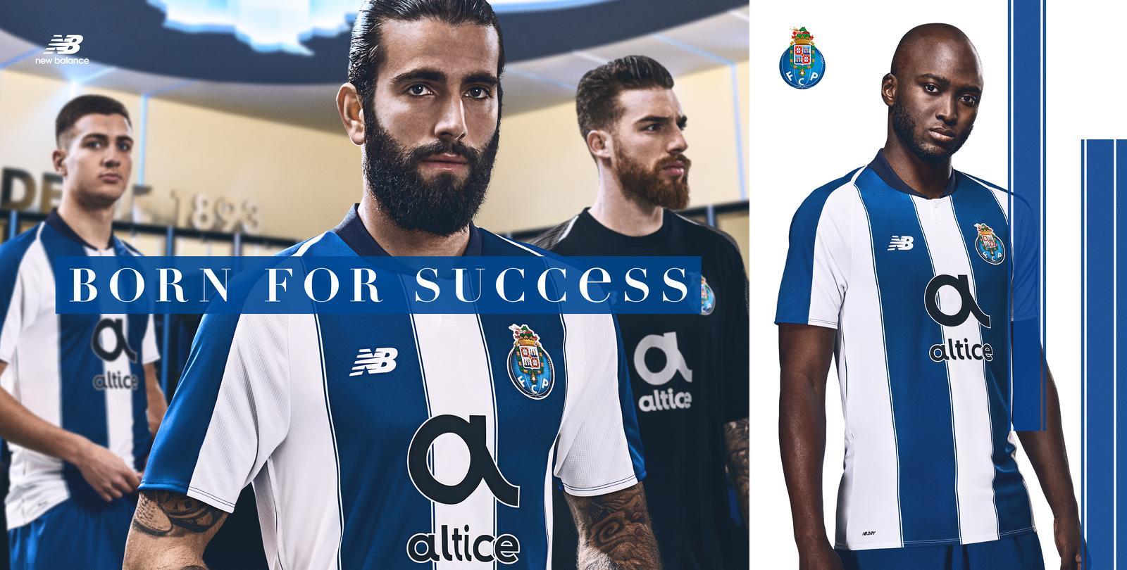 4959e34affb FC Porto Release their 2018 19 Home Kit by New Balance