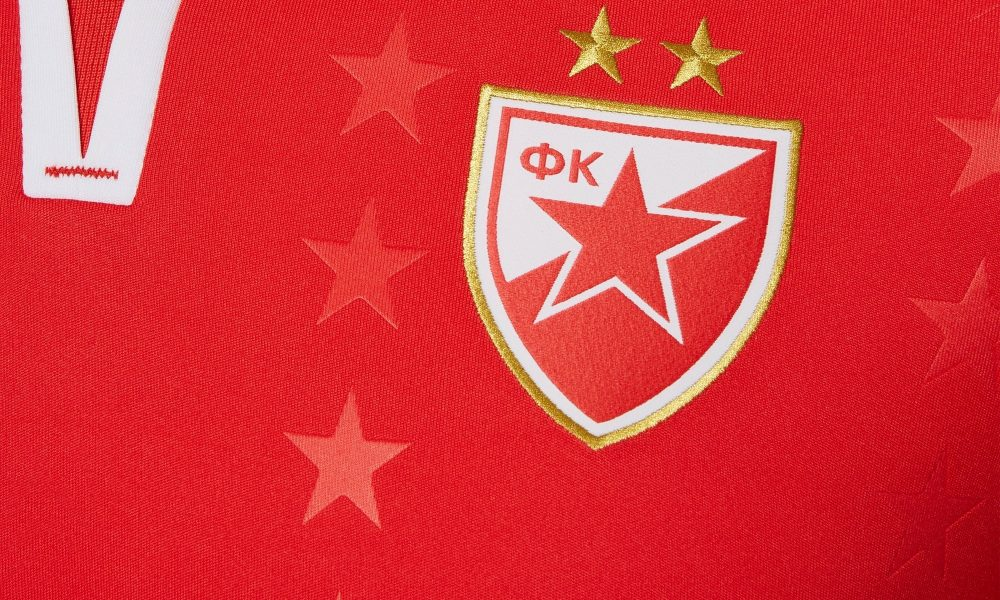 Red Star Belgrade Release Their 2018 19 Third Kit by Macron ee491c068