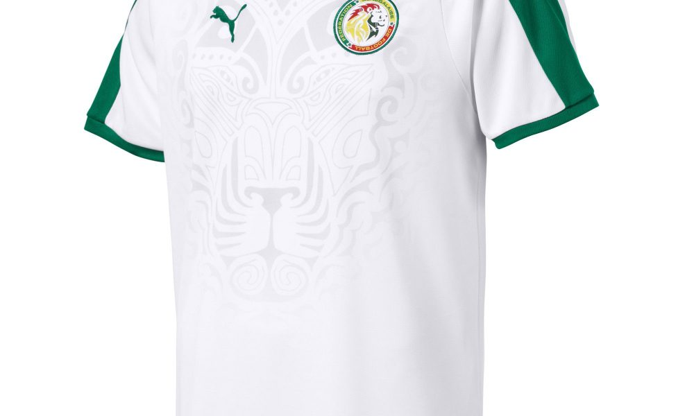 Senegal s World Cup Home Kit by Puma Revealed 30d6f7b8d