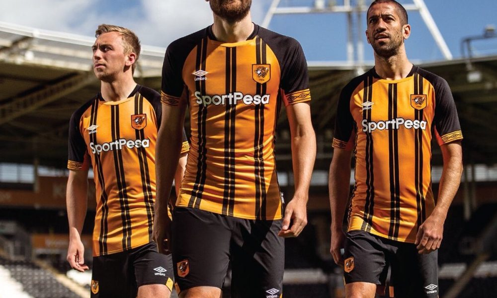 Hull City AFC Reveal Their 2018/19 Home Kit by Umbro