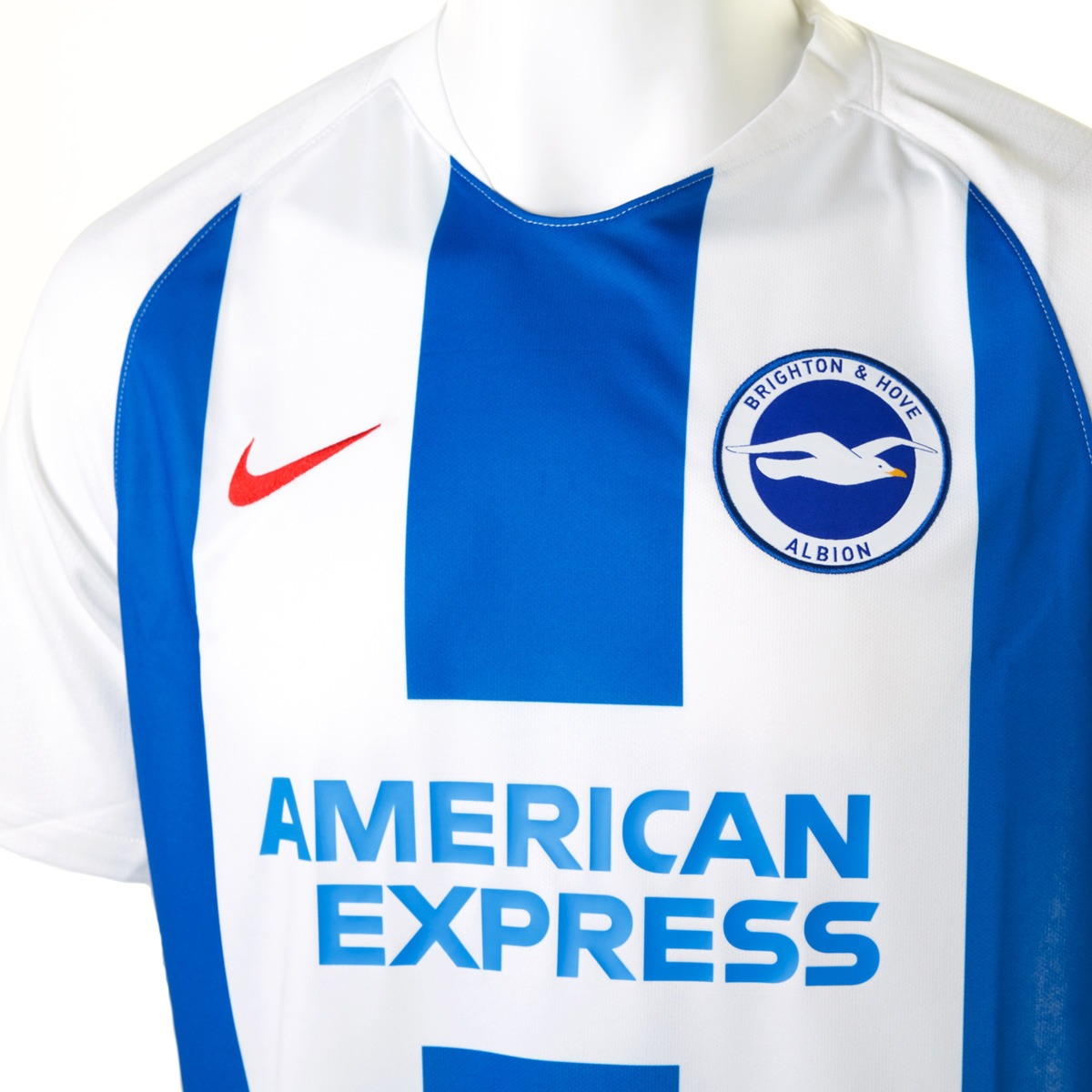 Brighton   Hove Albion Reveal Their 2018 19 Home and Away Kits by Nike 56ccf3c6d
