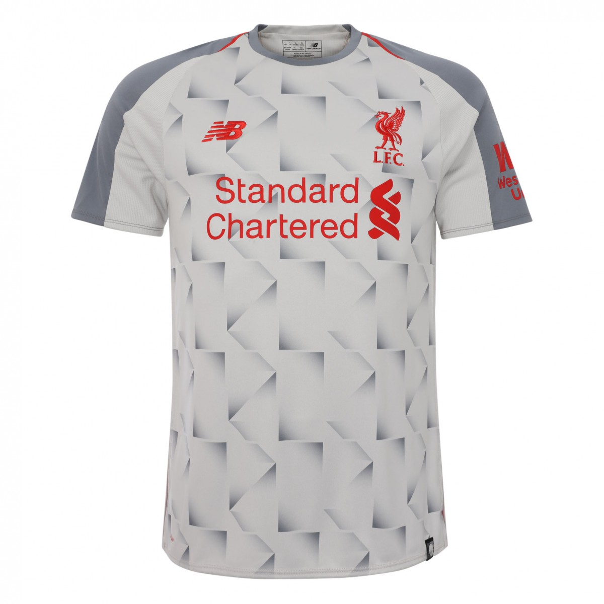 buy online 819bf 11630 Liverpool FC Reveal Their 2018/19 Third Kit by New Balance
