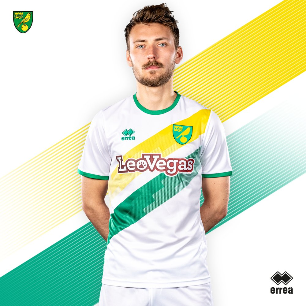 5448d7f88 Norwich City Reveal Their 2018 19 Away Kit by Errea