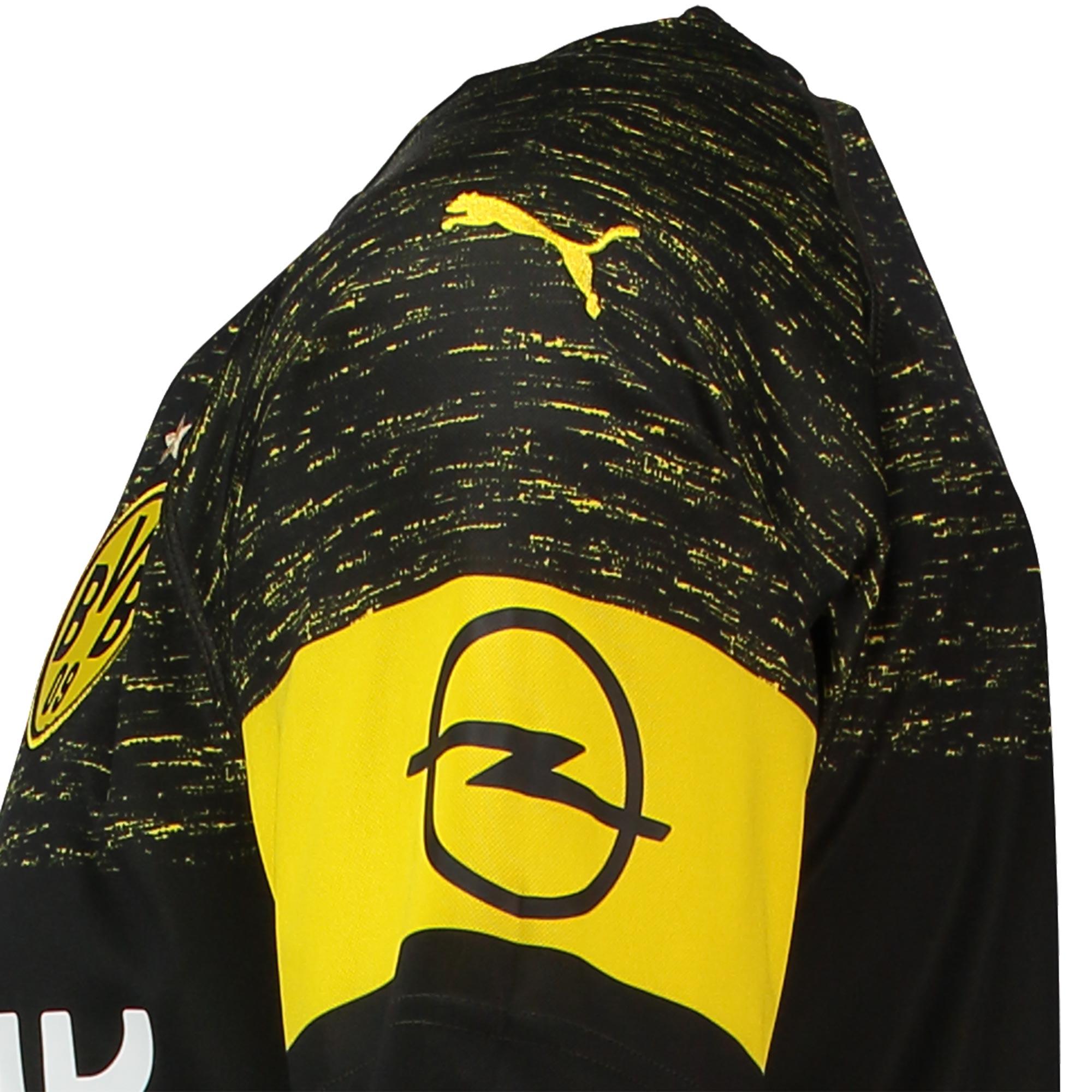 Borussia Dortmund Have Revealed Their 2018/19 Away Kit by Puma
