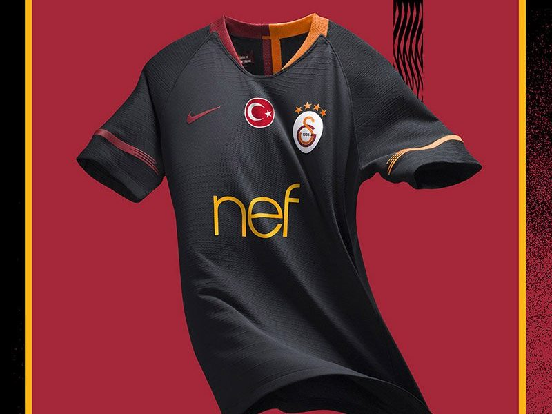 44914959fc0 Galatasaray Reveal Their 2018 19 Away Kit by Nike