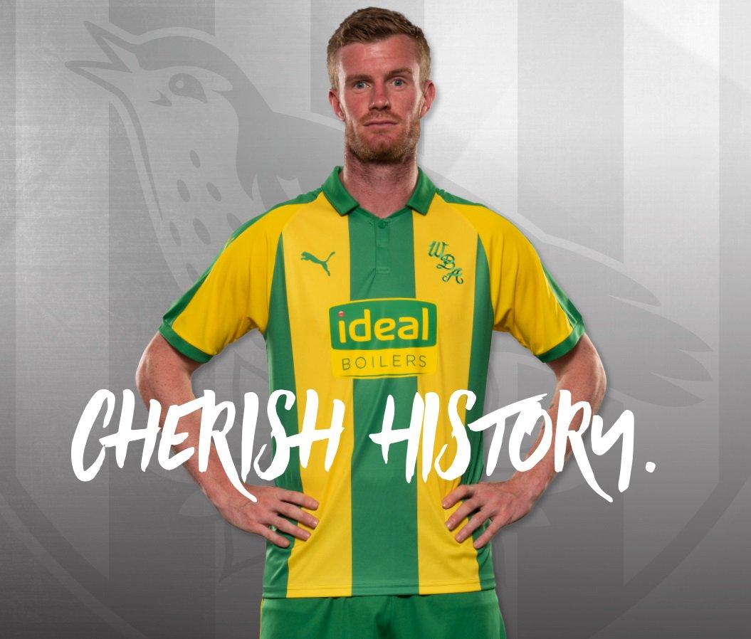 da110913ec West Bromwich Albion Reveal Their 2018/19 Away Kit by Puma