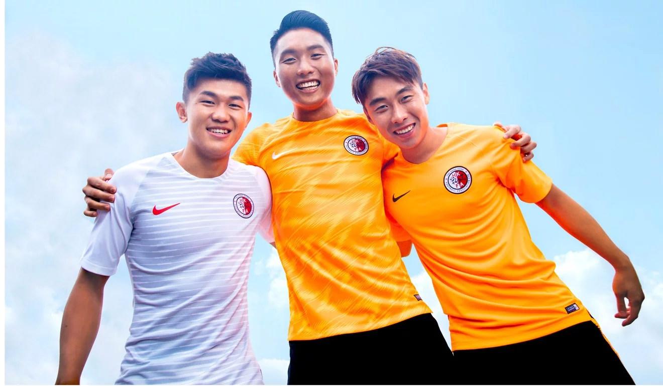 0c2b2afc526 Hong Kong Reveal Their 2018 19 Third Kit by Nike in Three Variations
