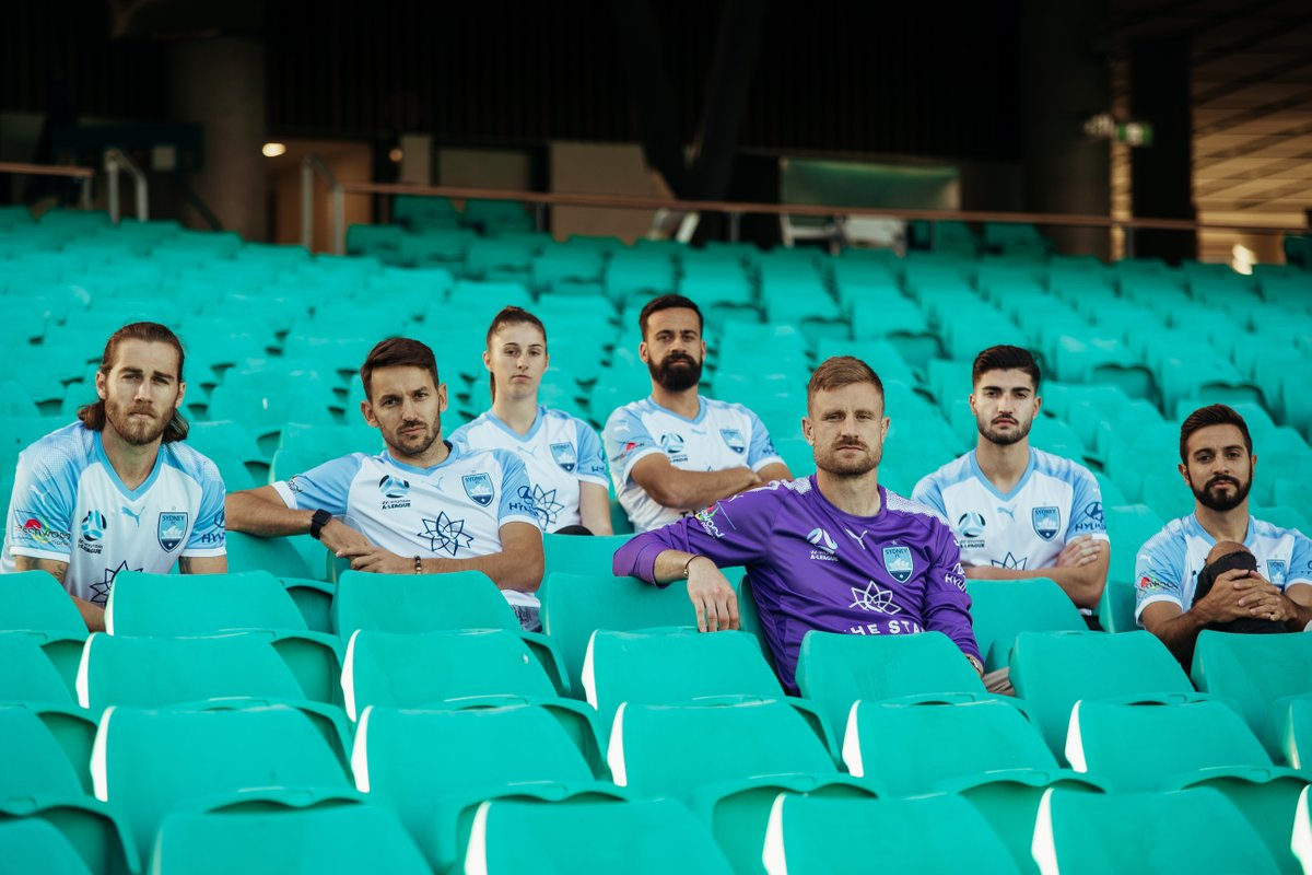 daa7c87adb2 Sydney FC Reveal Their 2018 19 Away Kit by Puma