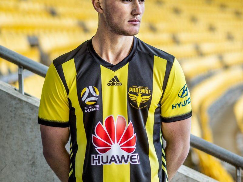 Wellington Phoenix Reveal Their 2018 19 Home Kit by Adidas b96b91bb1