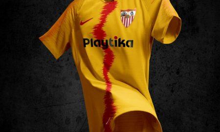 Sevilla FC Concept Kit