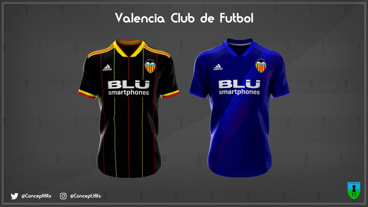 buy popular 0ff8c 87bd6 We Want You to See Valencia CF's 2019/20 Concept Kits