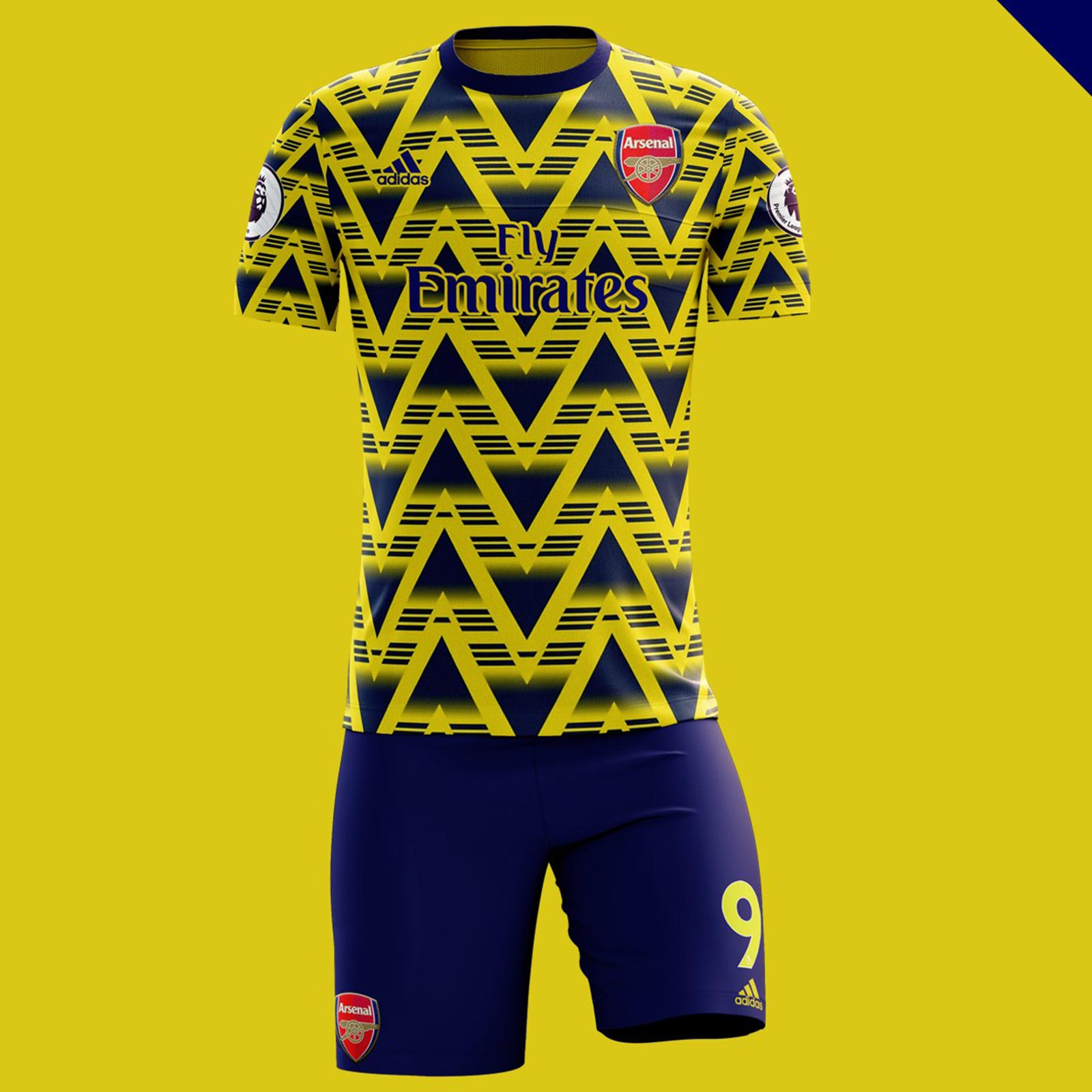 new arrival 0d5db 401bf We Think You Should See Arsenal's Concept Kits for 2019/20