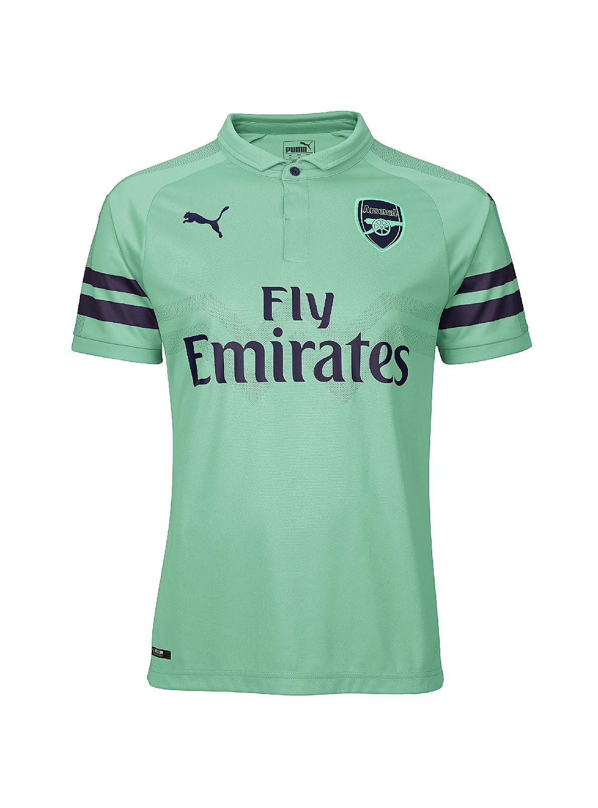 half off 75cd7 4430b Arsenal Has Revealed Their 2018/19 Third Kit by Puma