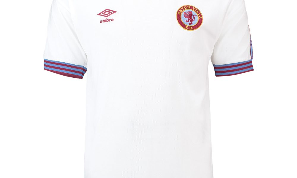 brand new 6d93f 9f140 Aston Villa's Retro Away Kit Commemorating the 1980 Season ...