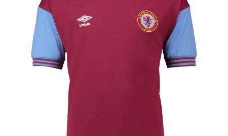 Aston Villa Retro Kit
