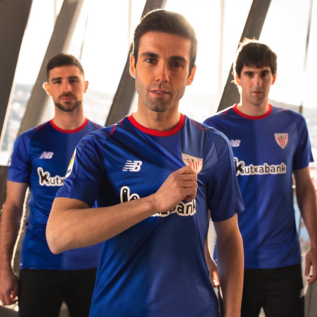 02b13ee3a1e Athletic Bilbao Has Officially Revealed their 2018 19 Away Kit