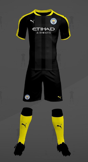 new concept 99ab0 5f7b0 Manchester City's 2019/20 Concept Kits are Here and They're ...
