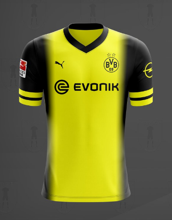 The Borussia Dortmund 2019 20 Concept Kit Has Arrived