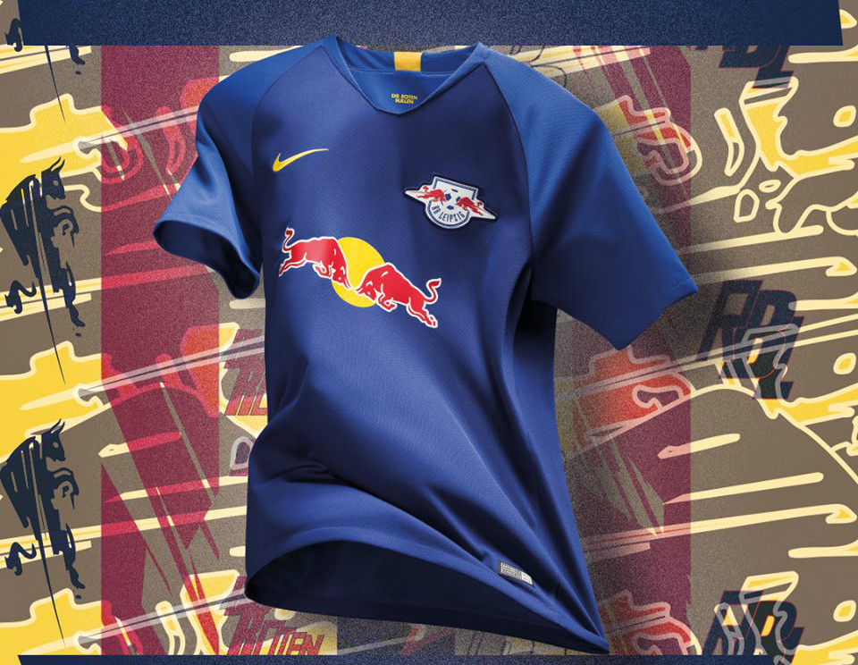 3fb2691785bdb Red Bull Leipzig Have Revealed Their 2018 19 Away Kit by Nike