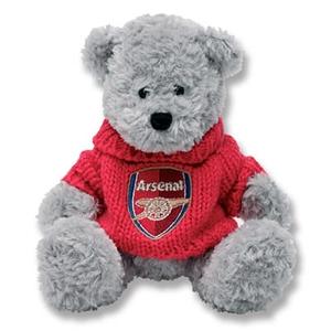 Arsenal FC Jumper Bear Red  - ARSENAL JUMBER BEAR (RED) Seller: UKSoccershop. com