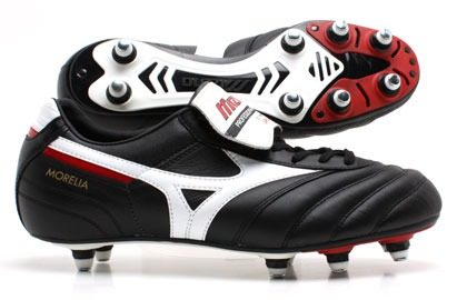 Morelia Pro SG Football Boots Black/White