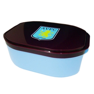 Aston Villa FC Sandwich Box