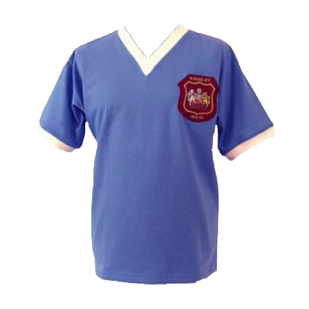 size 40 f16a5 7ae74 Manchester City 1954-1955 Retro Football Shirt