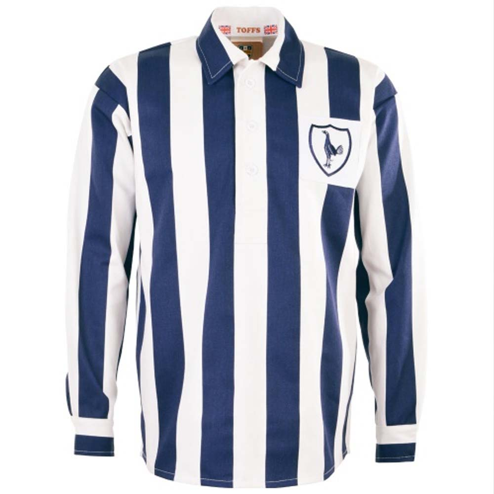new style 55185 85f36 Tottenham Hotspur 1953-1955 Away Retro Football Shirt