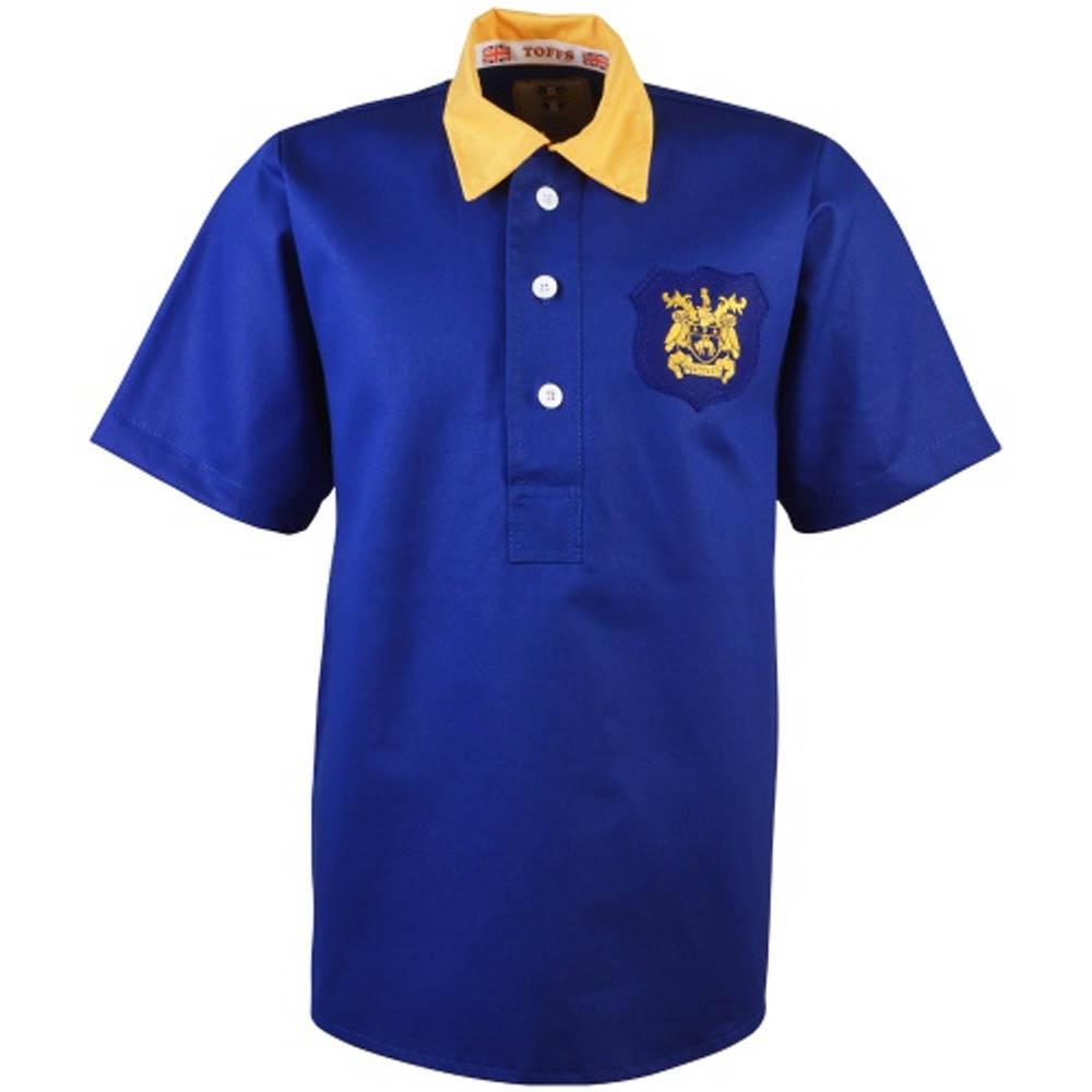 xxl Leeds United retro football shirt