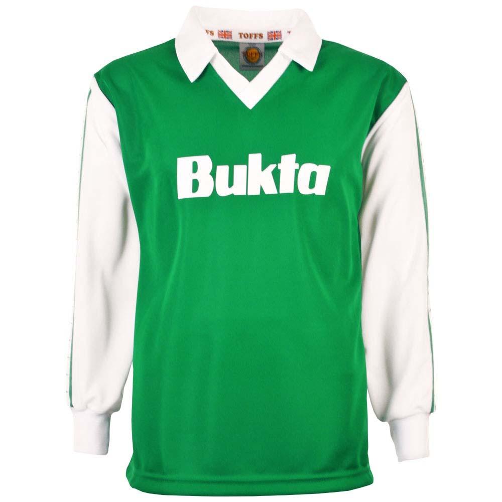 681e27090 Hibernian 1977-1980 Home Bukta Retro Football Shirt  TOFFS2092  -  Uksoccershop