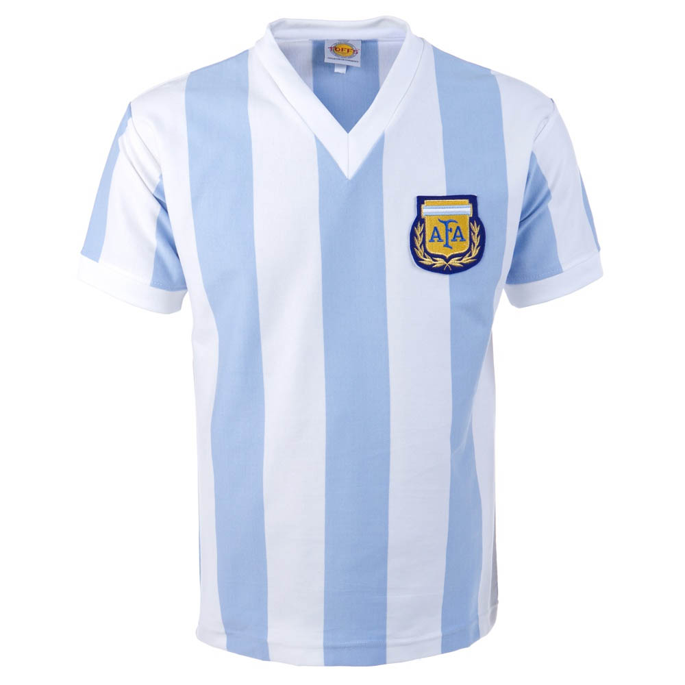 34a741c4 Retro Argentina Football Shirts