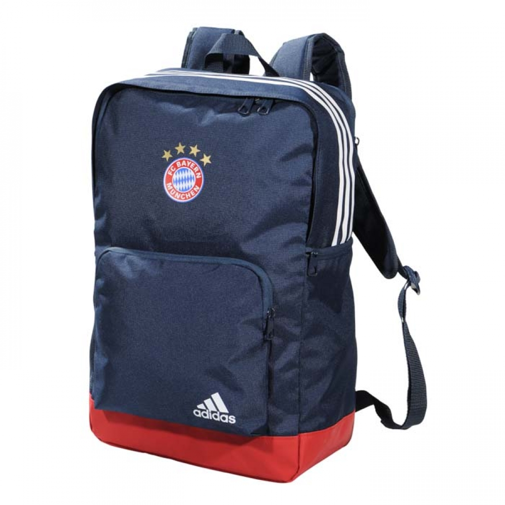 2017 2018 Bayern Munich Adidas Backpack (Navy)