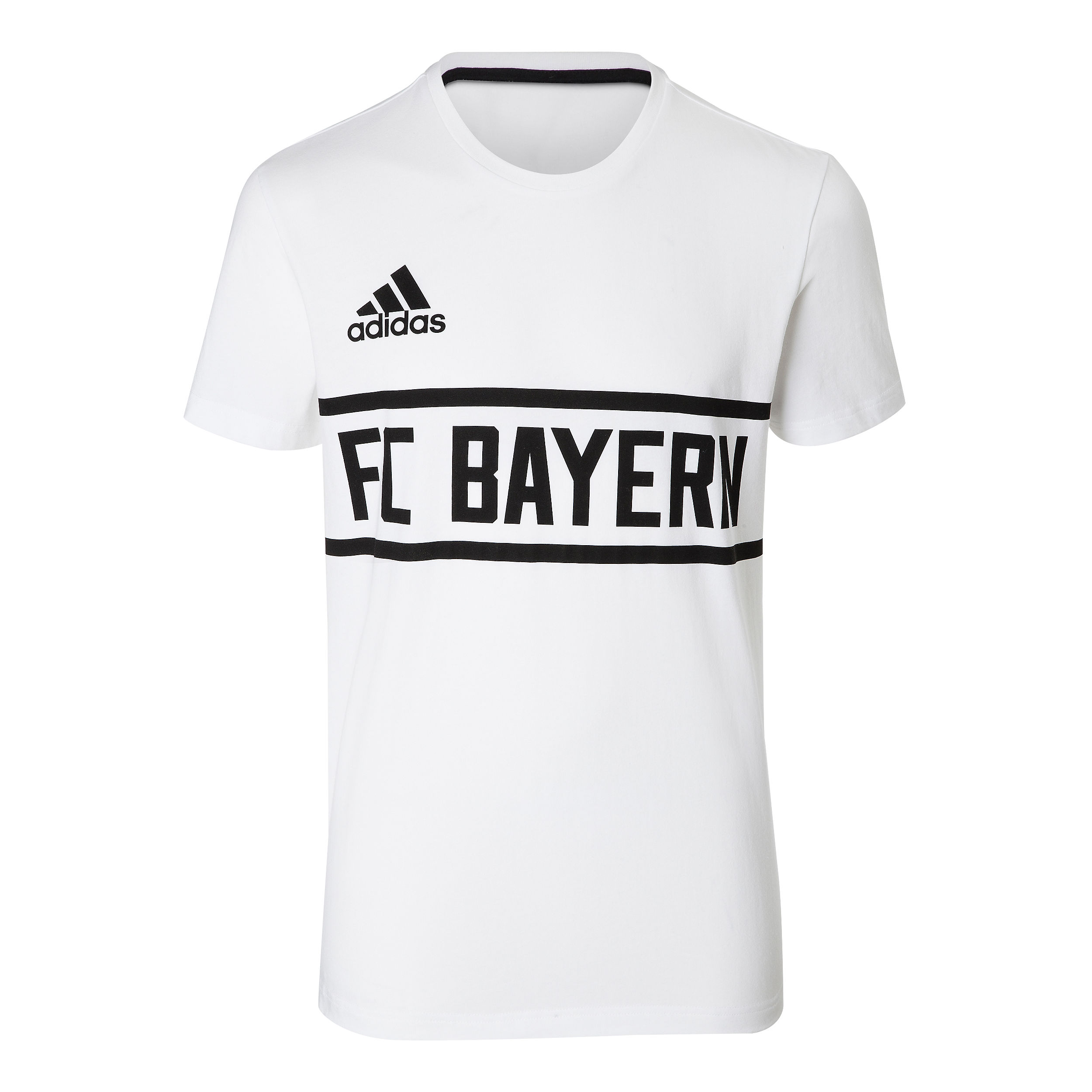 5e016595186 2017-2018 Bayern Munich Adidas Graphic 1900 Lifestyle Tee (White) [BS0135]  - Uksoccershop