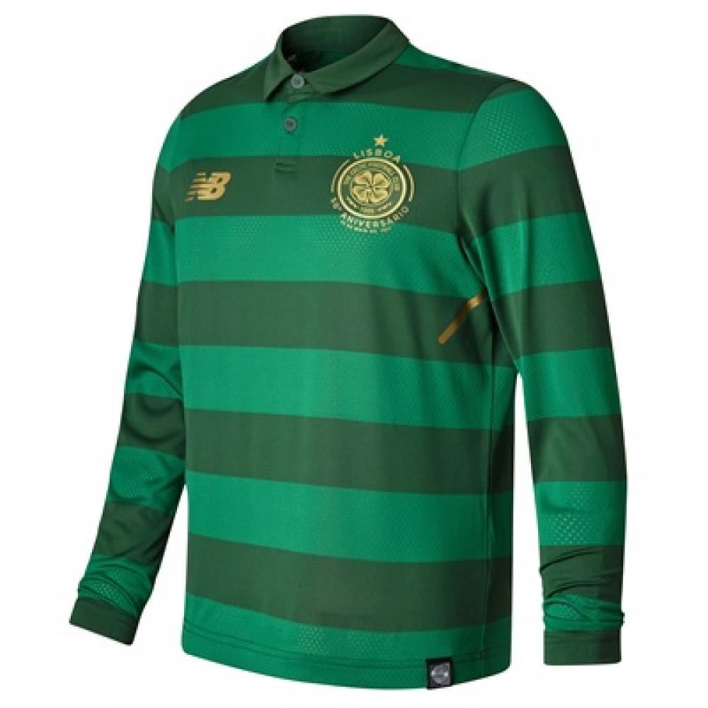 2017-2018 Celtic Away Long Sleeve Shirt (Kids)  JT730046  - Uksoccershop 97c83cc6d
