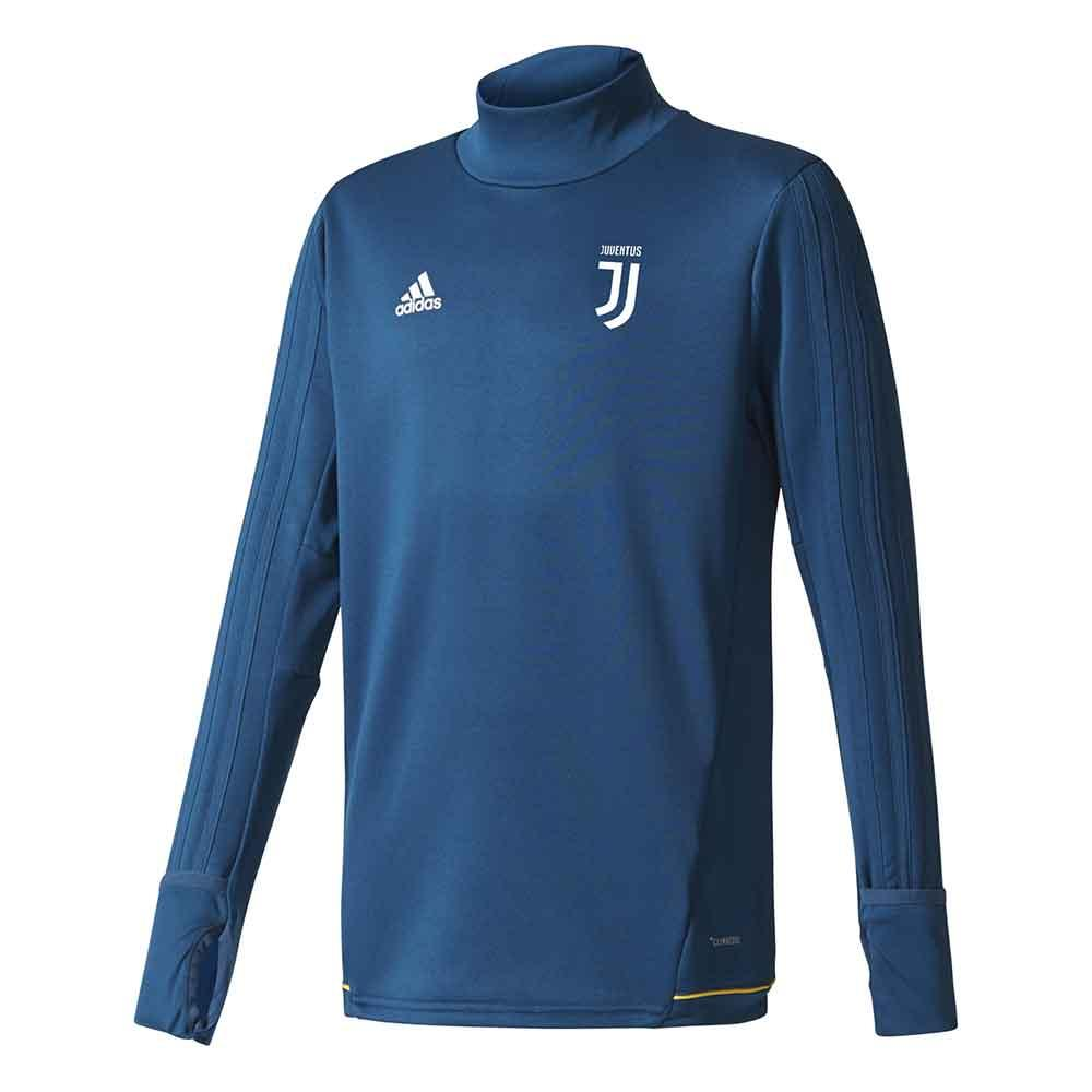 official photos 54375 e56f6 2017-2018 Juventus Adidas Training Top (Blue)