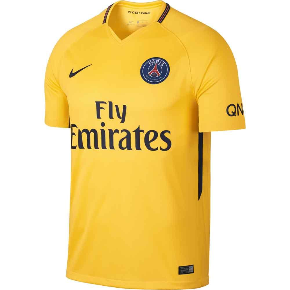 timeless design 028e7 b07b0 2017-2018 PSG Away Nike Football Shirt