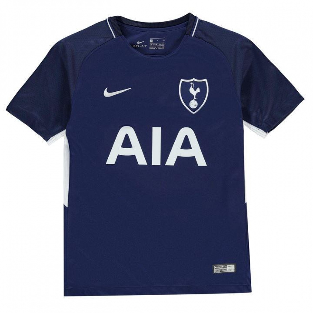 Nike Tottenham Hotspur Kids Ss Away Shirt 2017 18 896333 430 Footy Com