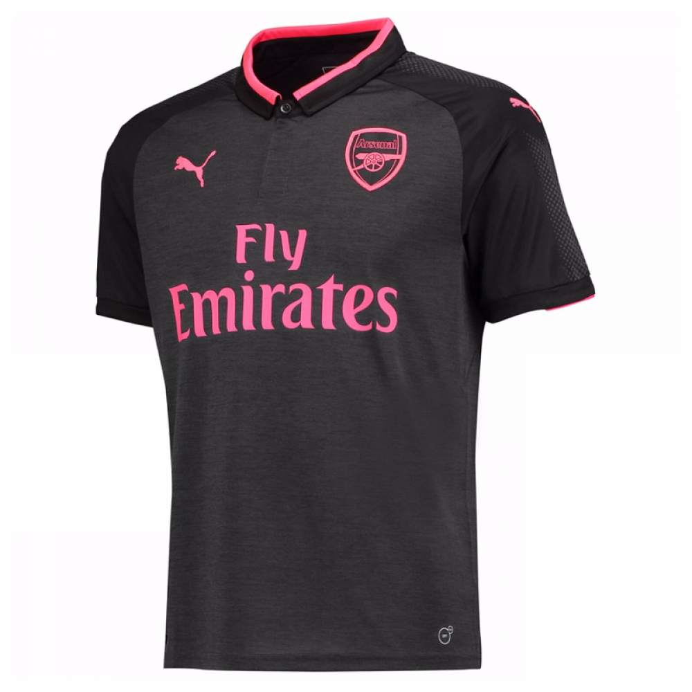 2017-2018 Arsenal Puma Third Football Shirt (Kids)