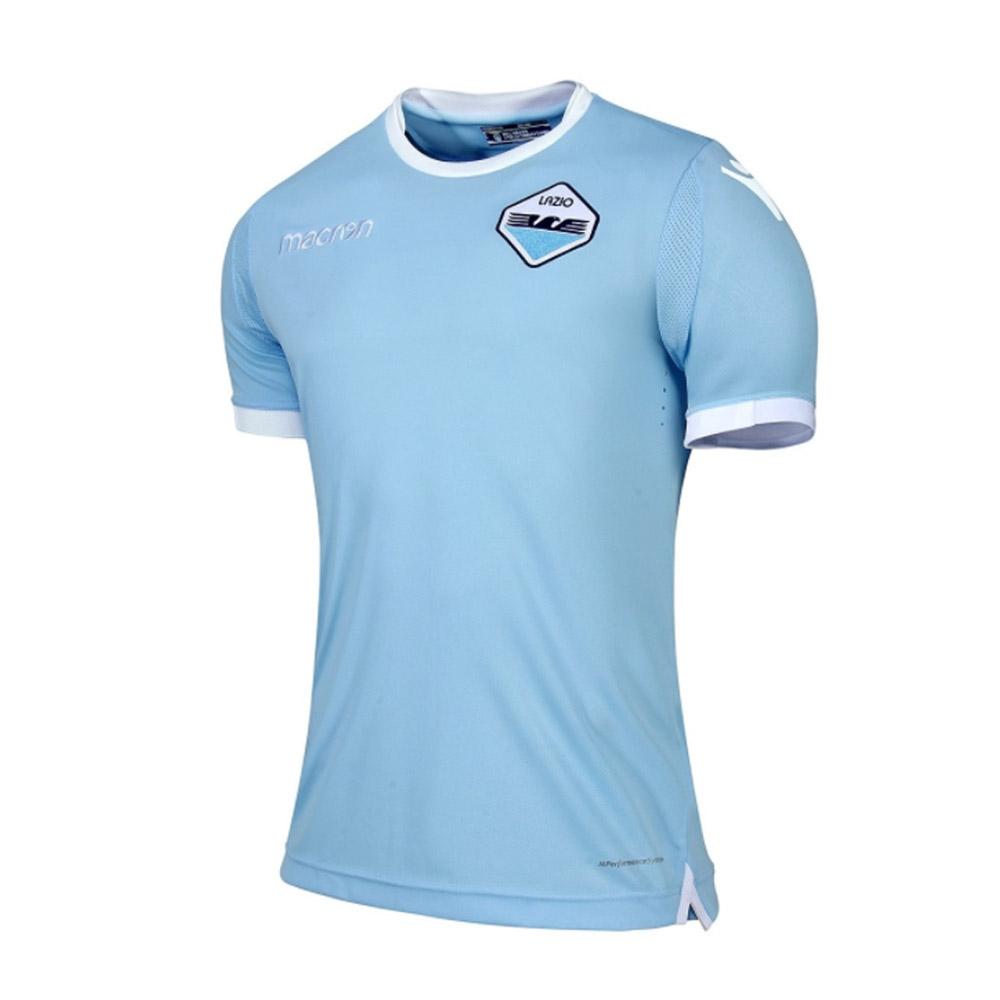 SS LAZIO Football Shirt Official Home Adult Soccer Jersey 2018-19 BNWT