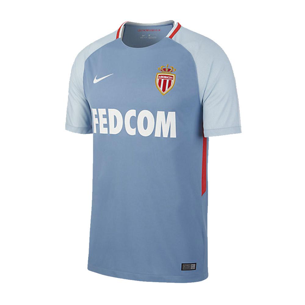 960d771b49b 2017-2018 Monaco Away Nike Football Shirt  847287-436  - Uksoccershop