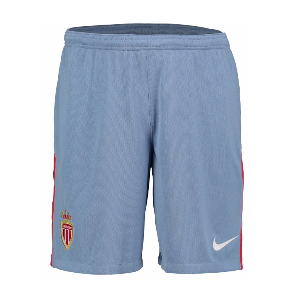 timeless design cd341 50d78 2017-2018 Monaco Away Nike Football Shorts (Kids)  847372-436  -  Uksoccershop