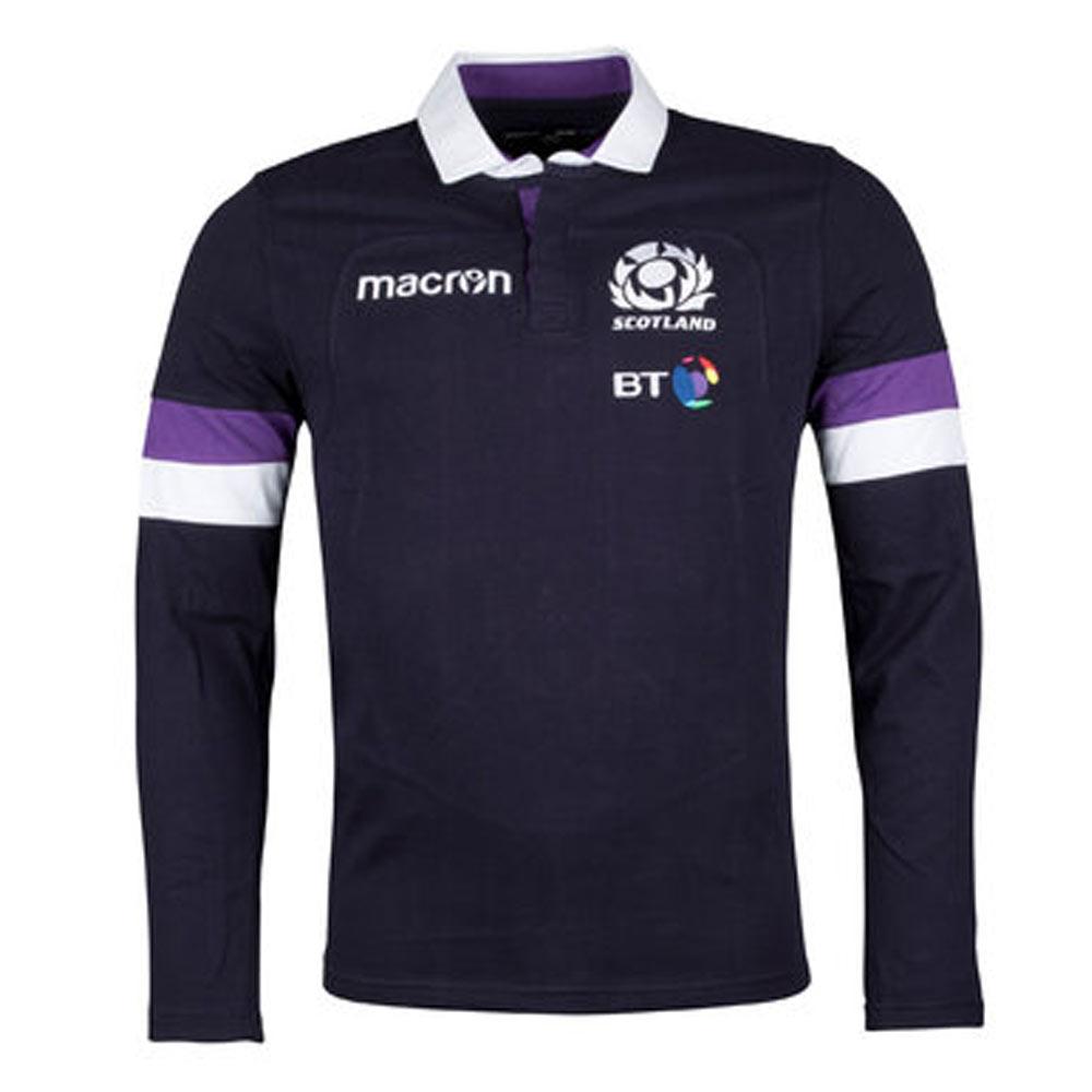 Asphalt Canterbury Ireland Official 17//18  Mens Short Sleeve Alternate Pro Jersey