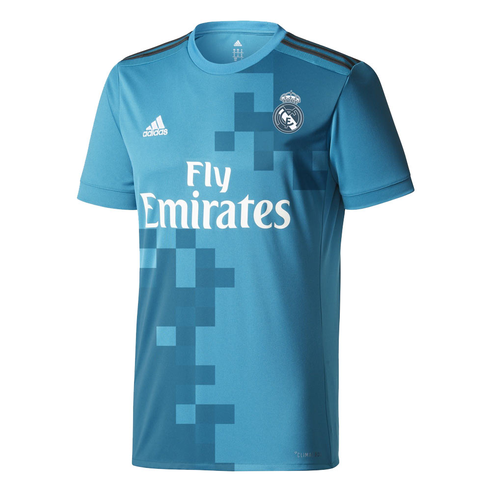 3d9fc978e 2017-2018 Real Madrid Adidas Third Football Shirt  BR3539  - Uksoccershop