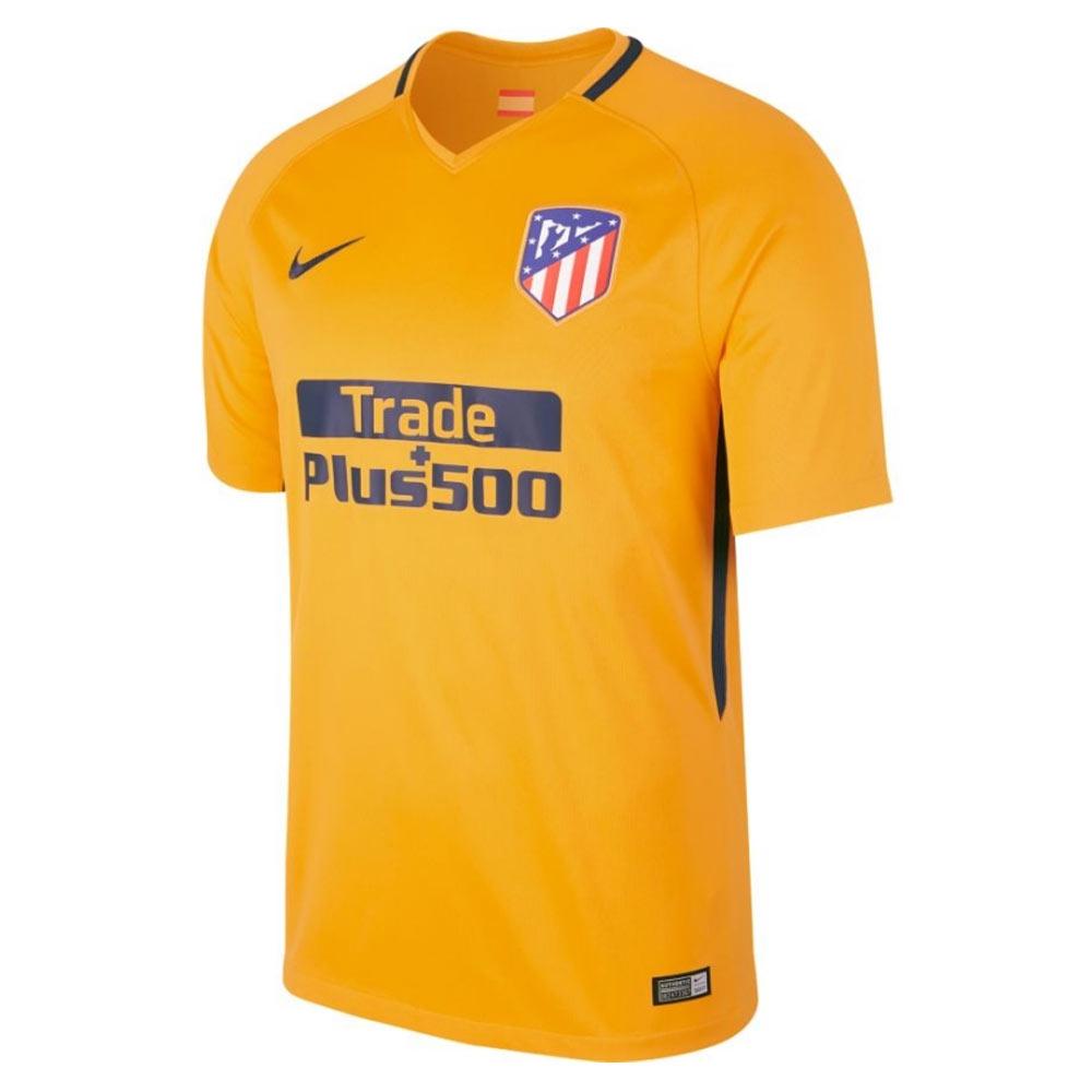 0ad05b184b9 2017-2018 Atletico Madrid Away Nike Shirt (Kids) [847373-740] - Uksoccershop