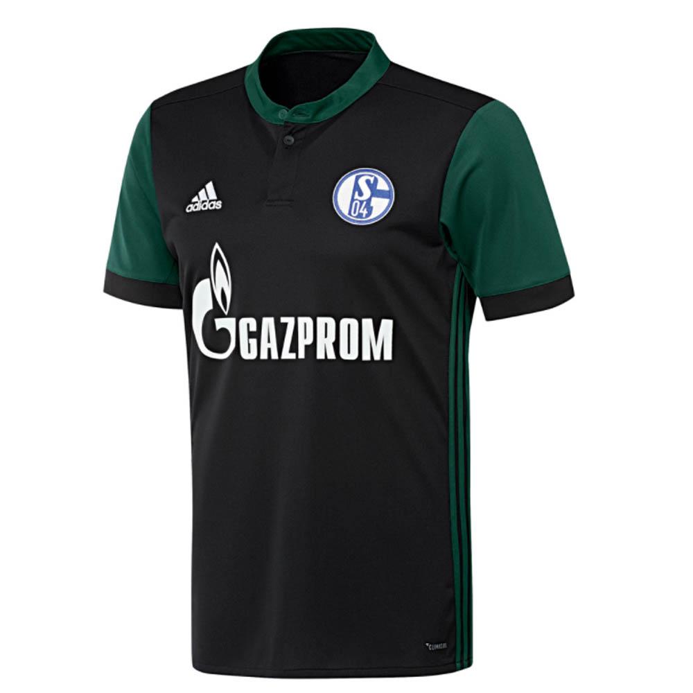 a4a5dc2e34e adidas Schalke 04 Mens SS Third Shirt 2017 18