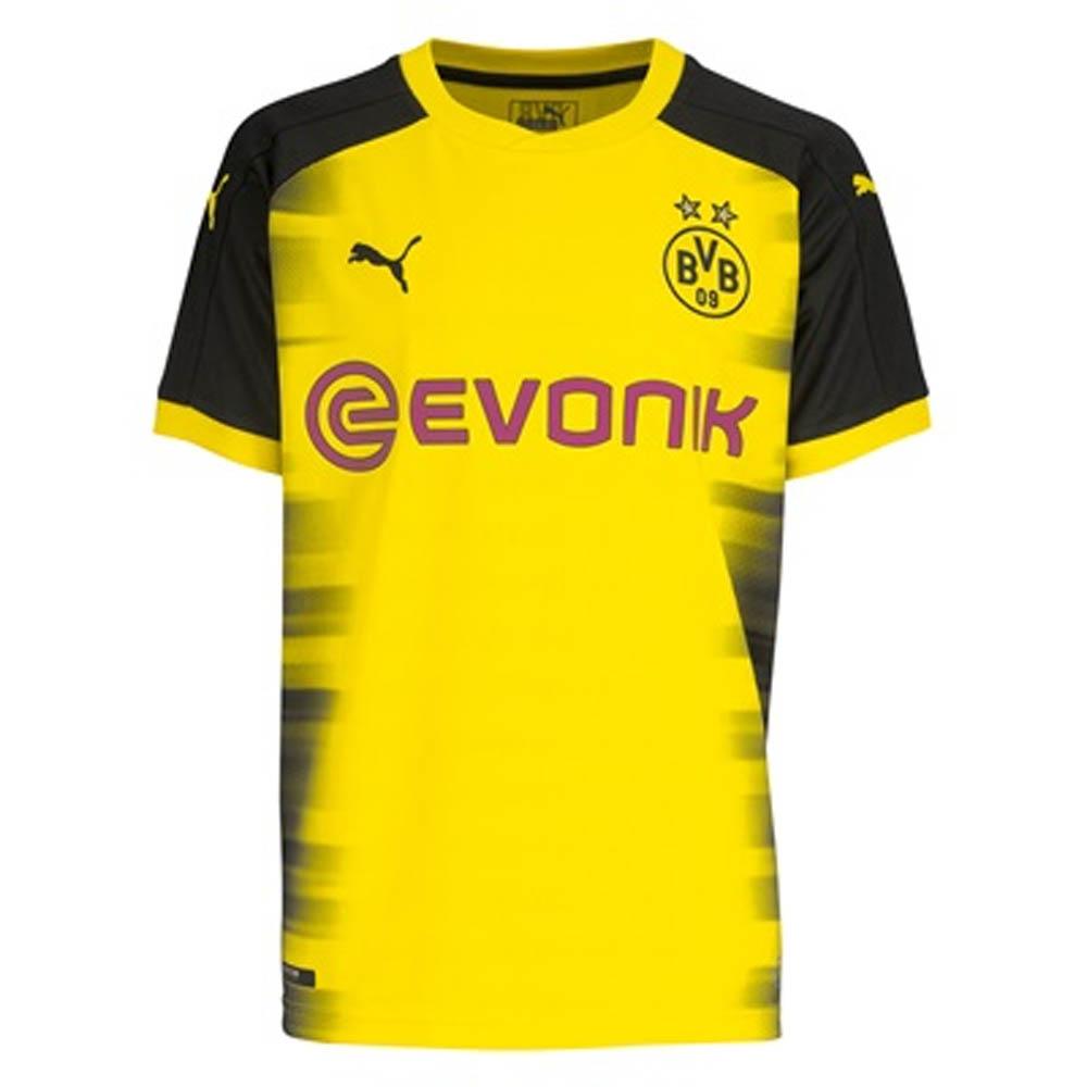 ca1a2172130 2017-2018 Borussia Dortmund UCL Home Puma Shirt (Kids) [75168511] -  Uksoccershop